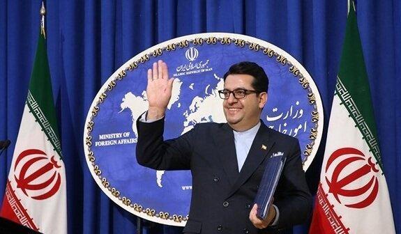 واکنش سخنگوی وزارت خارجه به میانجیگری آلمان میان آمریکا و ایران