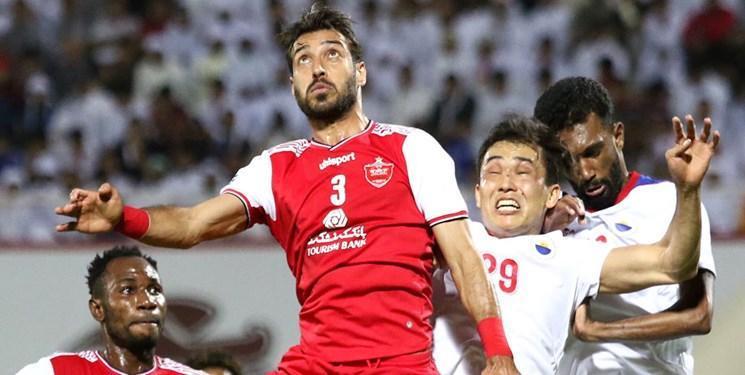 تست کرونای تمام رقبای اماراتی ایرانی ها در لیگ قهرمانان آسیا منفی شد