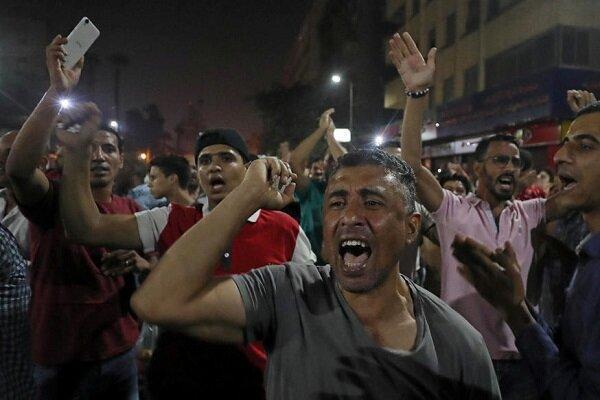 اعتراضات مردمی در مصر 8 روزه شد