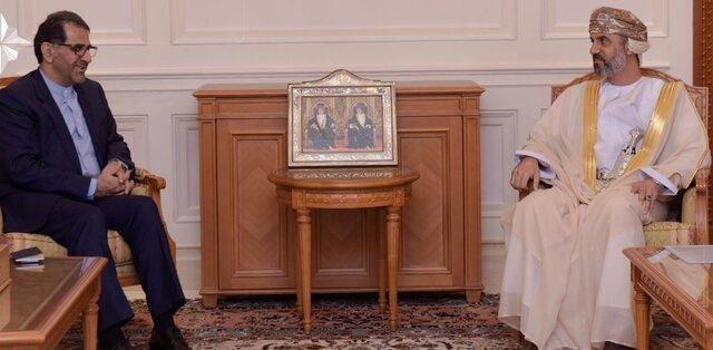 رایزنی سفیر ایران با رئیس مجلس شورای عمان