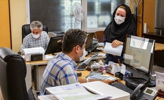 تشدید مقررات استفاده از ماسک در ادارات دولتی
