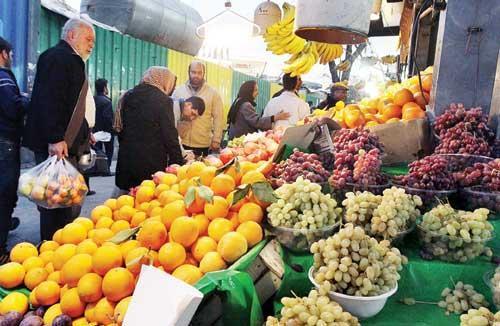 میوه گران شد؛ جدیدترین قیمت ها در بازار