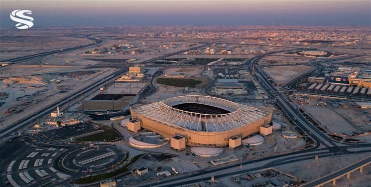 افتتاح استادیوم جام جهانی با حضور 50 درصدی تماشاگران در فینال جام امیر قطر