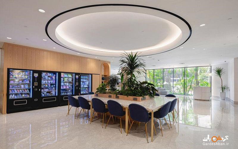 فاروما ریورفرانت؛ هتلی 4ستاره در سنگاپور با دکوراسیونی خاص، عکس