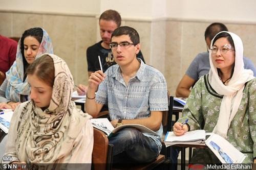 اولین گروه دانشجویان بین المللی در دانشگاه صنعتی کرمانشاه پذیرش شدند