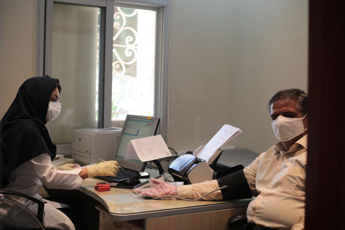 خبرنگاران حل مسائل بیمه درمانی تکمیلی ایثارگران
