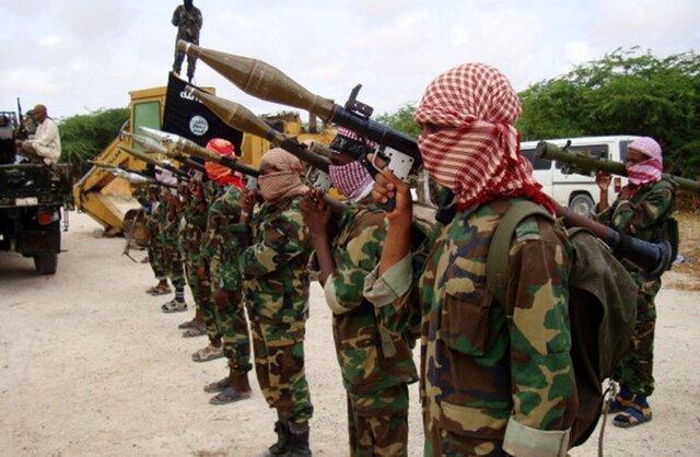 مرگ 8 عضو ارشد الشباب سومالی در حمله آمریکا
