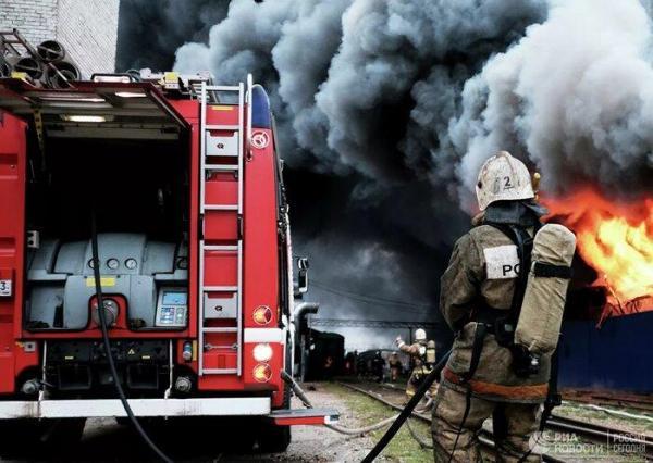 روسیه، 11 کشته در آتش سوزی در خانه سالمندان