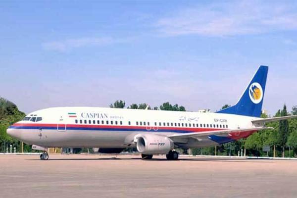 نقص فنی در پرواز تهران به شیراز