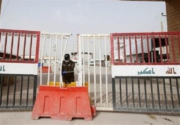 گذرگاه مرزی شلمچه بسته شد