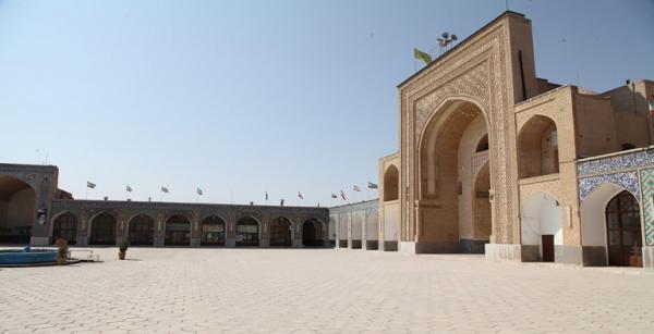 مسجد تاریخی امام کرمان بازسازی می گردد