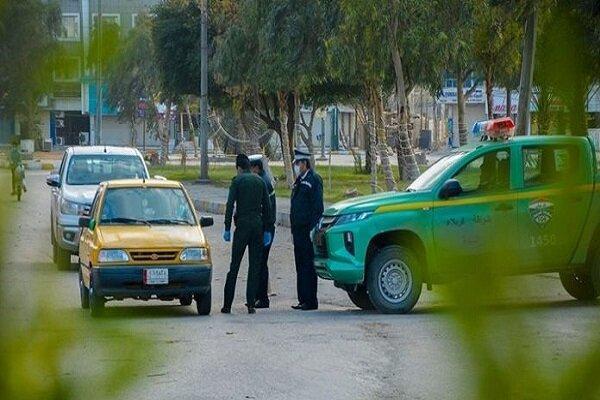 تدابیر امنیتی در کربلا