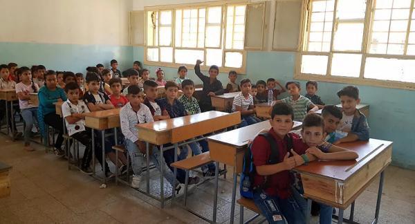 یونیسف: نیمی از بچه ها سوریه محروم از تحصیل هستند