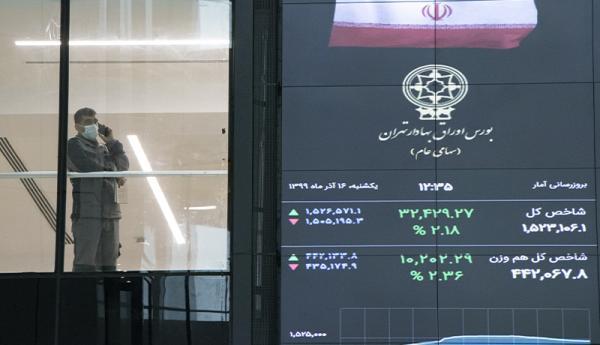 حاشیه های امروز بورس 28 بهمن 99 ، افت مجدد شاخص کل در روز مثبت نمادهای کوچک