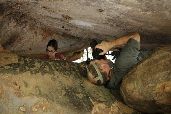 کشف قدیمی ترین سنگ نگاره استرالیا؛ تصویر 17 هزار ساله یک کانگورو
