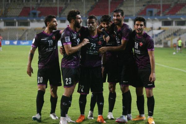 گوای هند 0 - پرسپولیس ایران 4؛ چهار گل، برای چهارمین پیروزی در چهارمین بازی