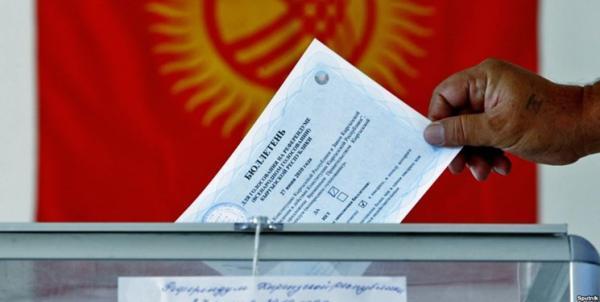 شروع همه پرسی قانون اساسی در قرقیزستان