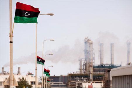 لیبی در پایانه نفتی حریقه حالت فوق العاده اعلام نمود