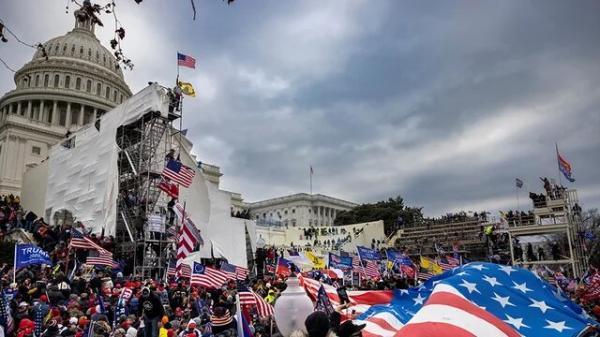 رای مجلس نمایندگان آمریکا به تشکیل کمیسیون تحقیقات درباره شورش کنگره