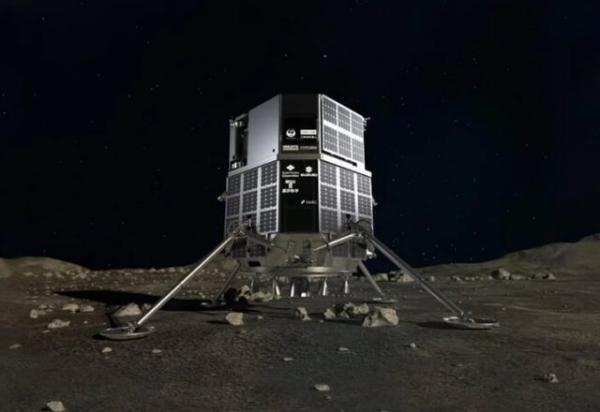 روبات تغییرشکل دهنده به ماه می رود