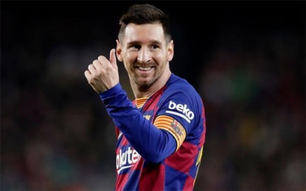 کابوس جدایی لیونل مسی از بارسلونا منتفی شد