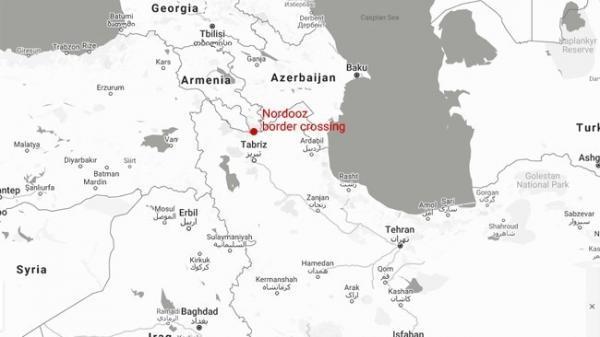 آمادگی برای کاهش عوارض تردد جاده ای بین ایران و ارمنستان