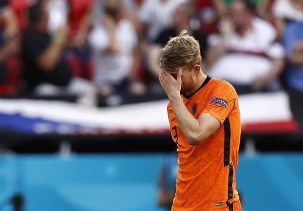 یورو 2020، دلیخت: هلند به خاطر من حذف شد