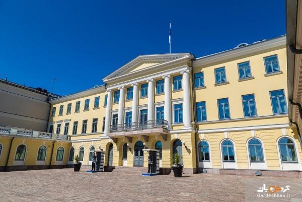 کاخ ریاست جمهوری هلسینکی، جاذبه ای خاص در فنلاند، عکس