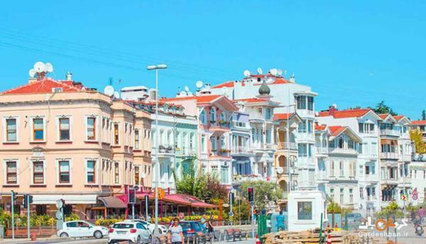 محله ببک؛ منطقه لوکس و گران استانبول