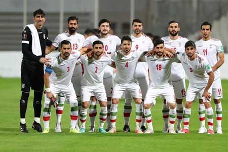 ایران، گربه سیاه تک تک تیم های گروه B