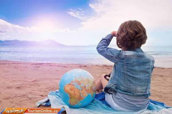 گردشگری مجازی بچه ها در روزهای کرونایی
