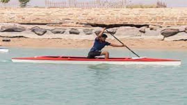 برگزاری مسابقات قایقرانی در خرمشهر