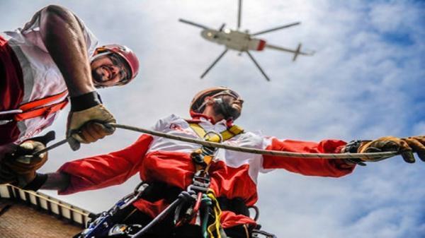 انجام 316 ماموریت امداد و نجات کوهستانی در اردیبهشت 1400