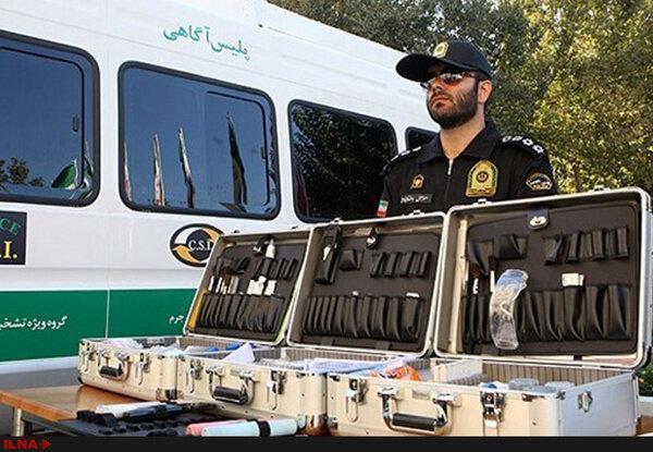 نیروی انتظامی مجهز به محصولات فناورانه ایرانی می گردد