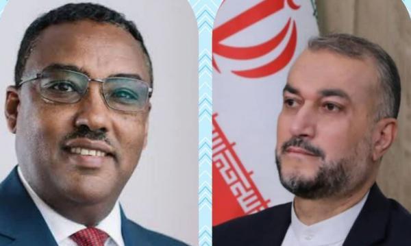 تاکید وزیر خارجه اتیوپی بر توسعه مناسبات با ایران